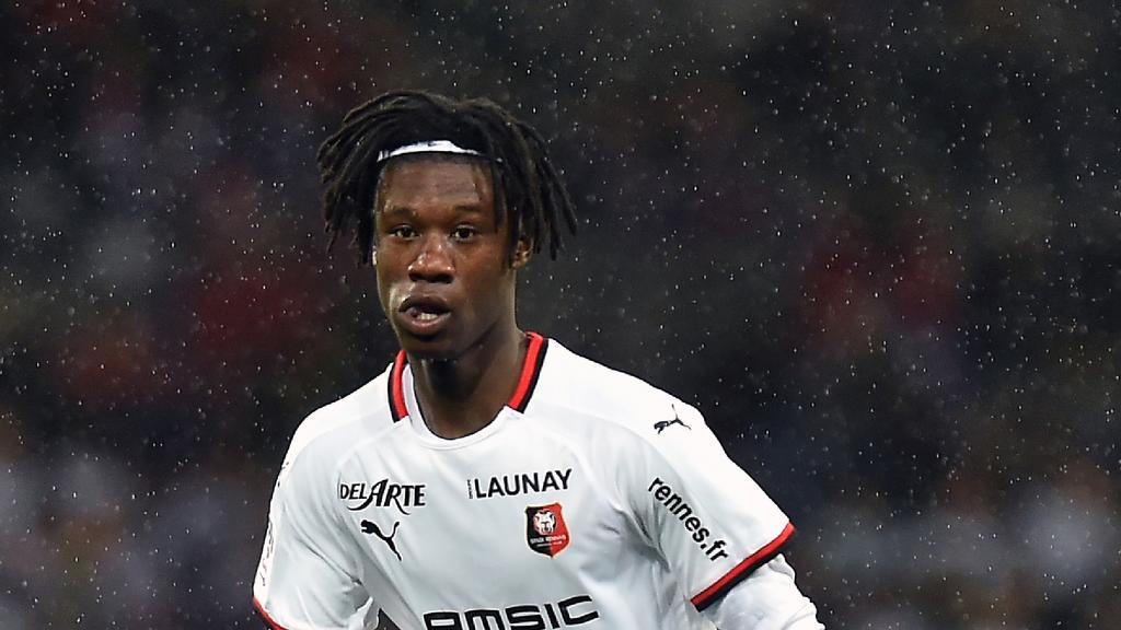 Jogador Angolano Eduardo Camavinga